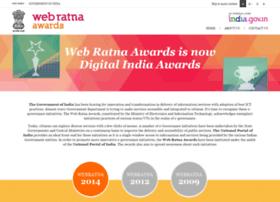 webratna.india.gov.in