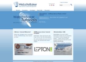 Websitebakers.de