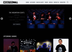 websterhall.com