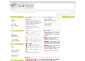 webtaller.com