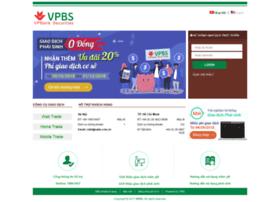 Webtrade.vpbs.com.vn