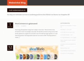 webwinkelblog.nl