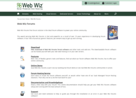 webwizforums.com
