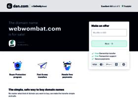 webwombat.com