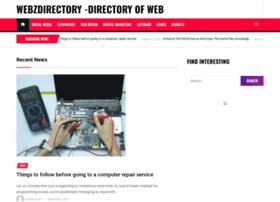 webzdirectory.com