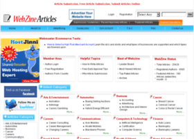 webzinearticles.com
