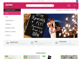 Spot prizes for wedding