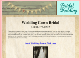 weddinggownbridal.com