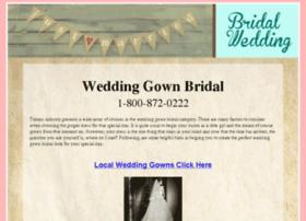 weddinggownbridal.com