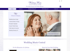 weddingmusiccentral.com
