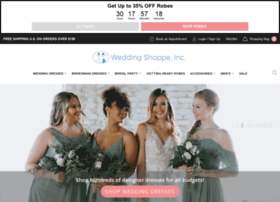 Weddingshoppeinc.com