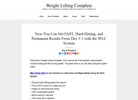 weight-lifting-complete.com