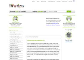 Weightloss.lifetips.com