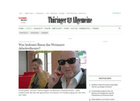 weimar.thueringer-allgemeine.de