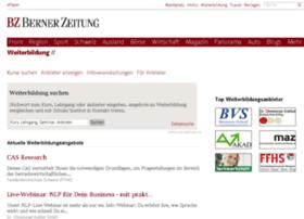 weiterbildung.bernerzeitung.ch