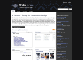 Welie.com