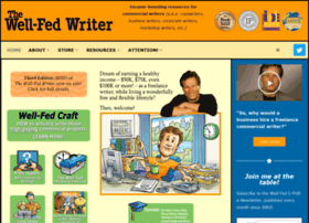 wellfedwriter.com