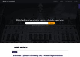 werkenbijdeoverheid.nl