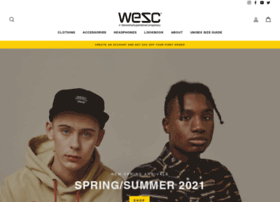 wesc.com