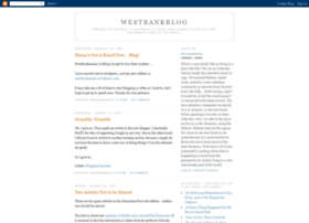 westbankblog.blogspot.com