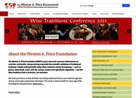 westonaprice.org