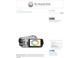 weworldweb.blogspot.com
