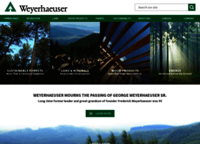 weyerhaeuser.com