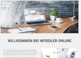 wfiedler-online.de