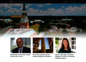 wfu.edu