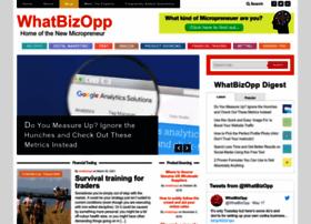 whatbizopp.com