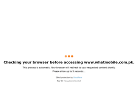 Whatmobile.com.pk