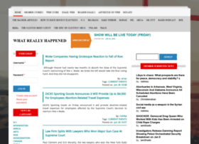 whatreallyhappened.com