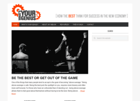 whatsyourgenius.com
