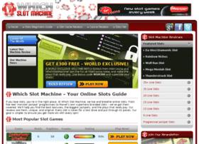 whichslotmachine.com
