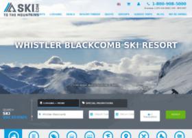 whistler.ski.com