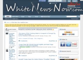 whitenewsnow.com