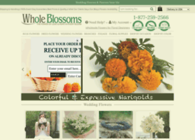 wholeblossoms.com