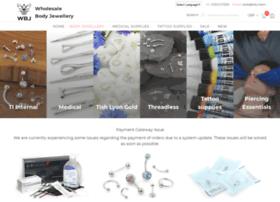 wholesalebodyjewellery.com