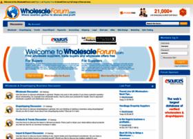 wholesaleforum.com