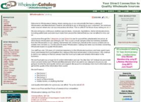 wholesalerscatalog.com