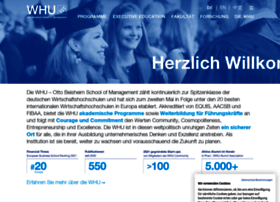 Whu.edu