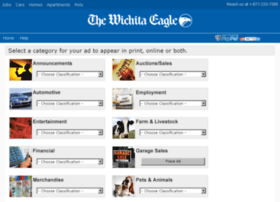 wichitaeagle.adperfect.com