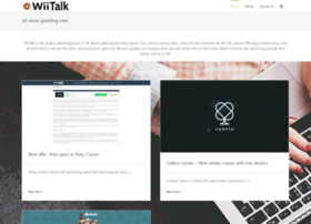 wiitalk.co.uk