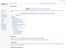 wiki.gnucash.org