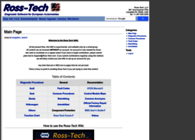wiki.ross-tech.com