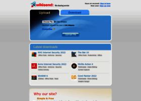 wikisend.com