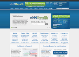 wikiwealth.com