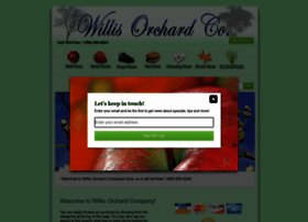willisorchards.com