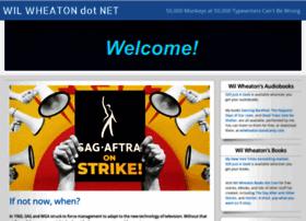 wilwheaton.net