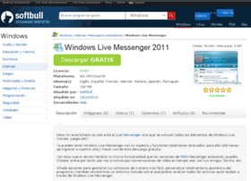 windows-live-messenger.softbull.com